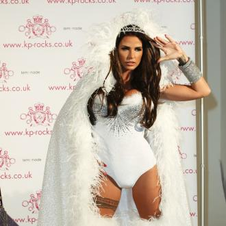 Katie Price: My wedding dress made me a 'trend-setter'