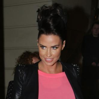 Katie Price Sets Cycling Challenge