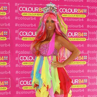 Katie Price: 'The Last Thing On My Mind Is Make-up'