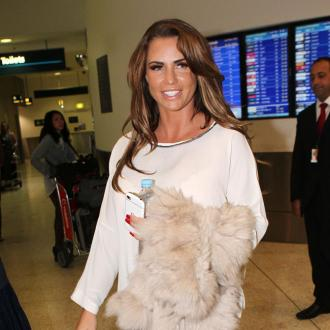 Katie Price Wants 'Crazy' Name For Baby