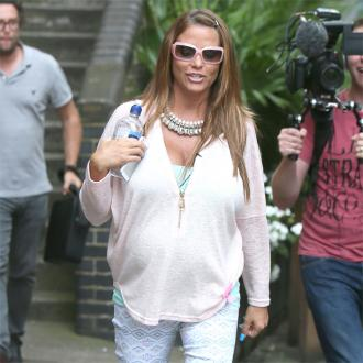 Katie Price Thinks Cheryl's Husband Should Work