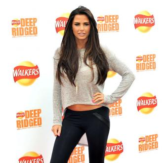 Katie Price: Bunny Got Her Name Because She's Cute