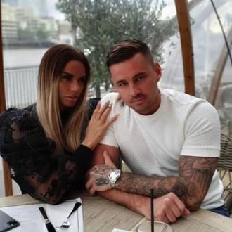 Katie Price hinted she could marry Carl Woods