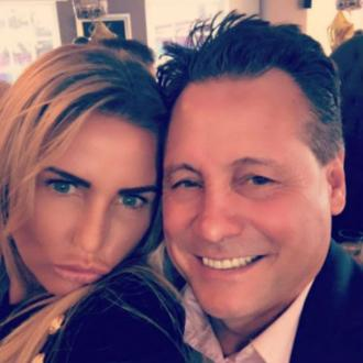 Katie Price attends sister's graduation with love rival's ex-husband