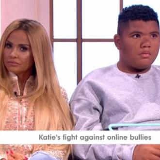 Katie Price wants cyberbullies on criminal register