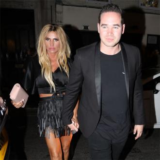 Katie Price Kicks Kieran Hayler Out