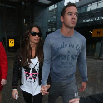 Katie Price 'Loving' Wedding Build Up