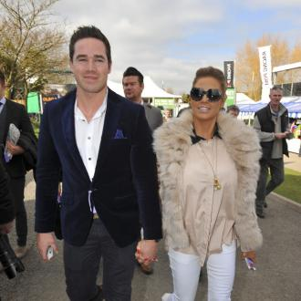 Katie Price Rushes To Hospital