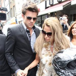 Katie Price 'Not In Love' With Leandro