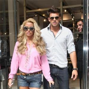 Katie Price And Leandro Penna 'Not Rushing' Into Marriage