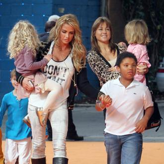 Katie Price: Dwight Is Too 'Scared' To See Harvey