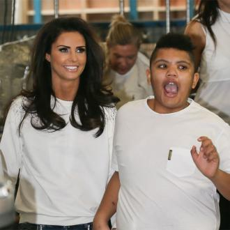 Katie Price: Harvey made me realise money doesn't matter