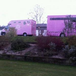 Katie Price Releasing Horsebox Range