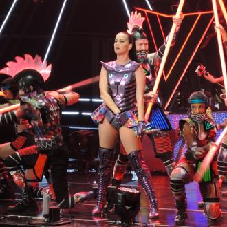 Katy Perry Performs Last Show On Prismatic World Tour
