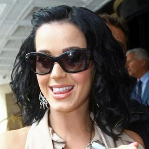 Katy Perry Arrives In India