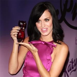 Katy Perry's 'Goldilocks' Perfume
