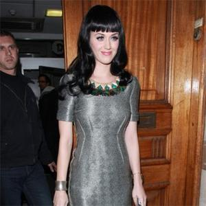 Katy Perry Comforted By Dancer