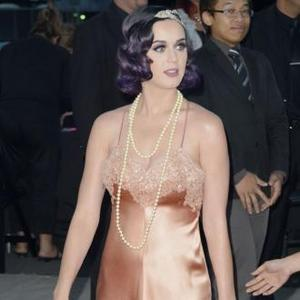 Katy Perry Feared Strip-search For Carrying Rock Music