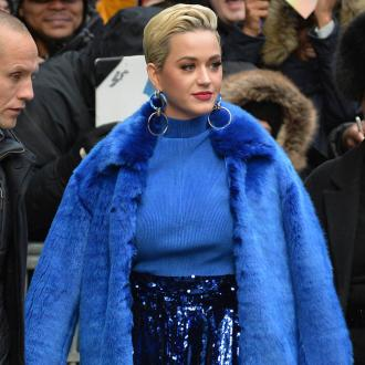 Katy Perry 'learning to be a mum fast'  in lockdown