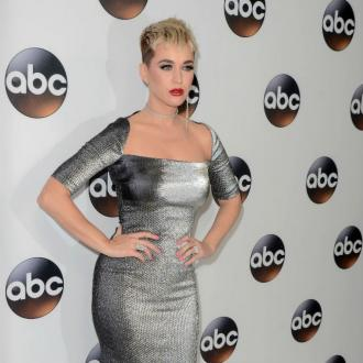 Katy Perry not competitive with other women