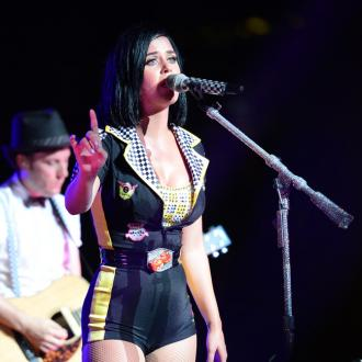 Katy Perry Makes Raunchy Auction Offer