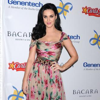 Katy Perry Congratulates Russell Brand On 10 Years Sober