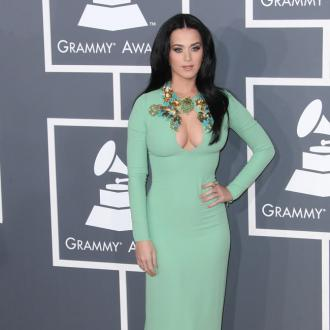 Katy Perry Mocks Her Marriage To Russell Brand