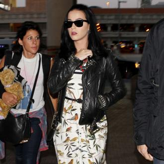 Katy Perry Hasn't Thought About Fashion Line Yet