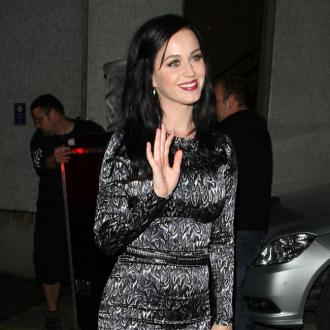 Katy Perry Keen For Champagne At Emas