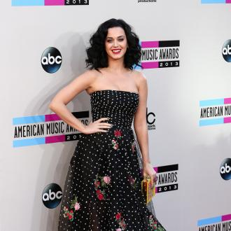 Katy Perry Pleased With Grammy Nominations