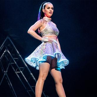 Katy Perry acts 'super cute' with Diplo