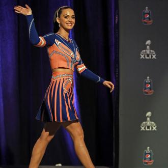 Katy Perry Six-month Super Bowl Plan