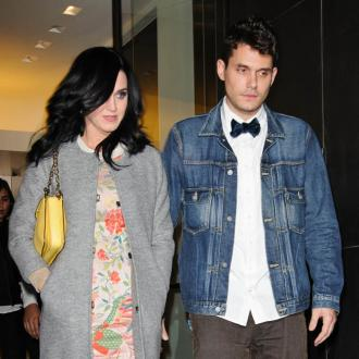 Katy Perry Double Dates With Parents