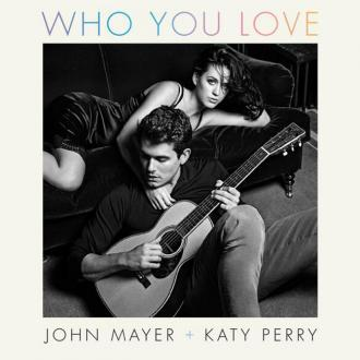 Katy Perry's Joins John Mayer On Stage