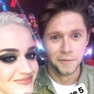 Katy Perry calls Niall Horan a stage five clinger