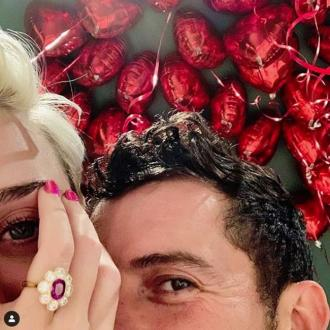 Katy Perry And Orlando Bloom Engaged