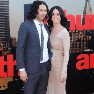 Katy Perry And Russell Brand's Festive Fight?