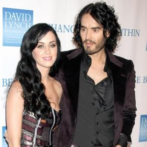 Katy Perry And Russell Brand Meet For Crisis Talks