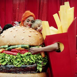 Taylor Swift and Katy Perry end beef in new video