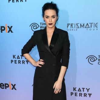 Katy Perry Thankful For Injury-free Tour
