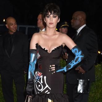 Madonna And Katy Perry Flaunt Cleavage In Matching Moschino Gowns At Met Gala