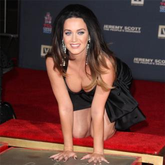 Katy Perry's Racy Display At Pal's Premiere