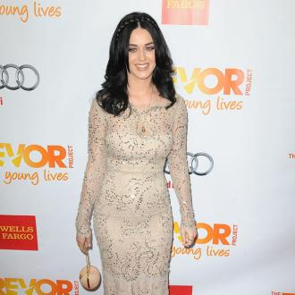 Katy Perry Receives Hero Award