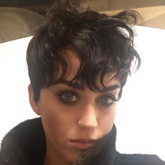 Katy Perry Cuts Hair To Look Like Kris Jenner