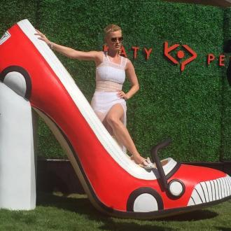 Katy Perry launches footwear line