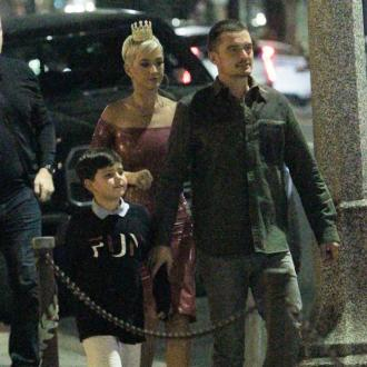 Katy Perry grateful for Orlando Bloom's parenting experience