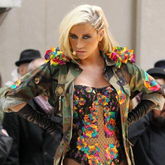 Ke$ha's 'spirit journey' for Warrior