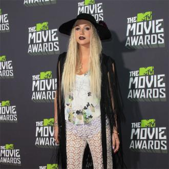 Kesha Looking Forward To Finishing Lipsha Album