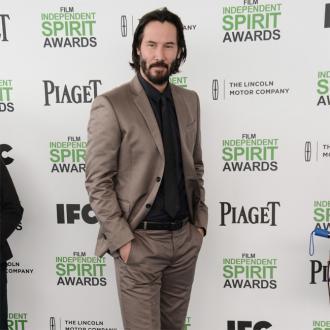 Keanu Reeves teases Bill + Ted 3