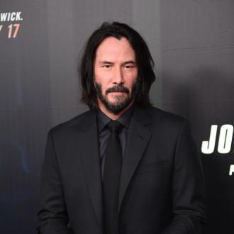 Keanu Reeves Says Love Being Shown Is 'Really Nice'